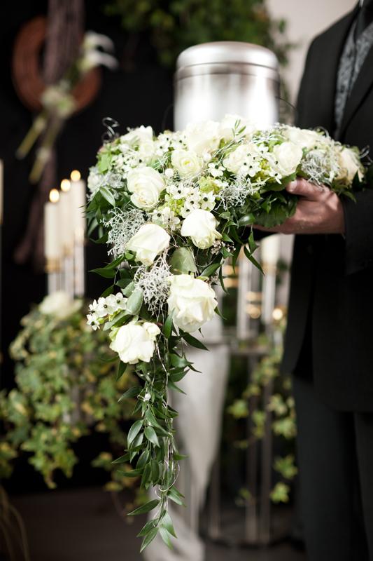 Handstrauß Beerdigung Bilder