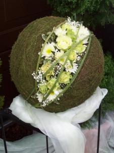 Floristik im trauerfall bestattungen g rtnerei for Floristik allerheiligen